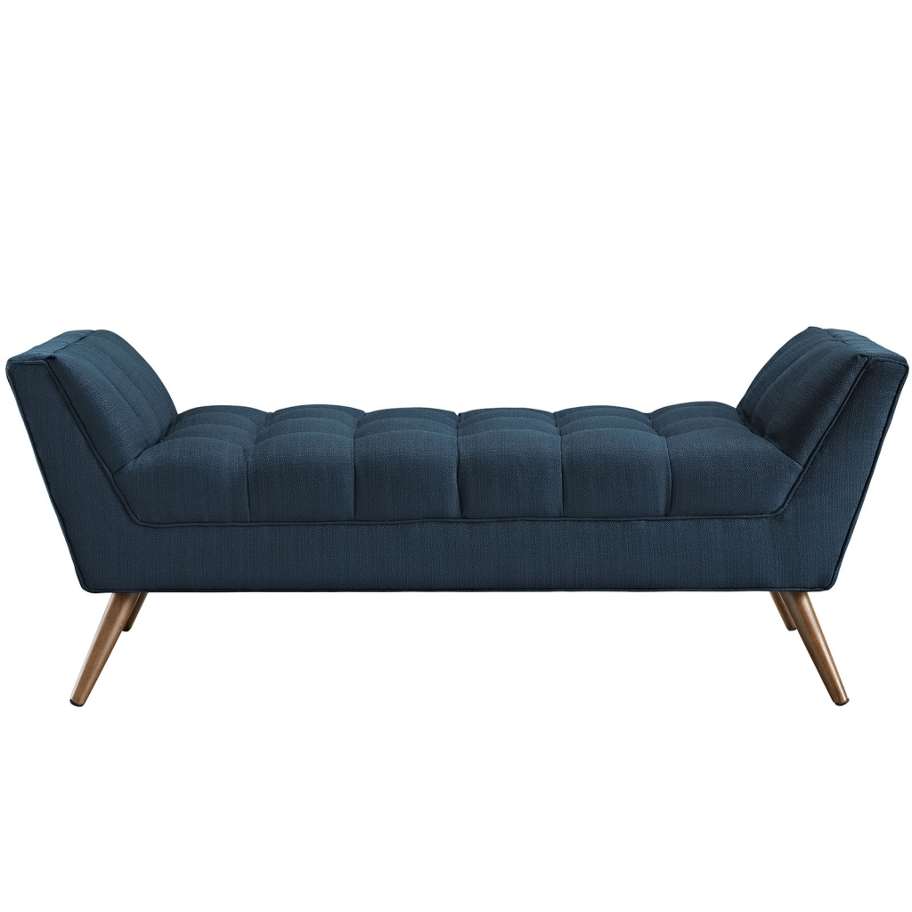 Navy Blue Hued Bench Medium 1