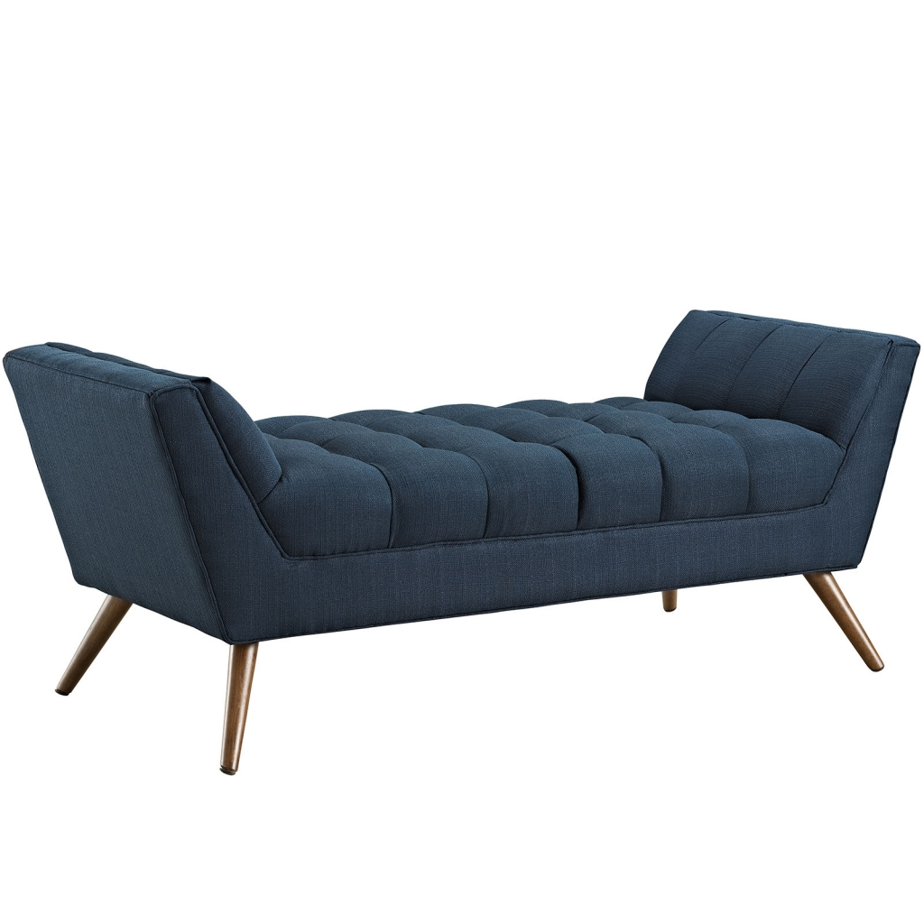 Navy Blue Hued Bench Medium 3
