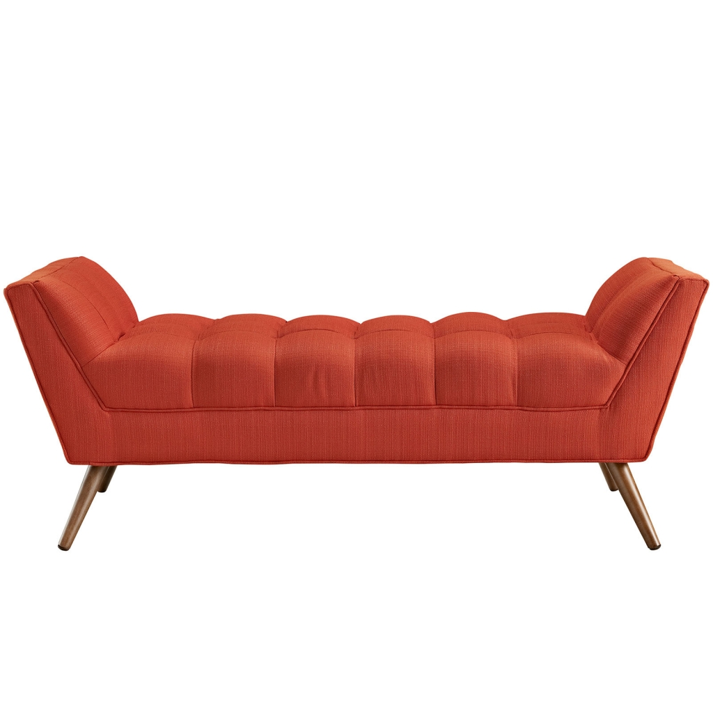 Red Orange Bench Medium 2