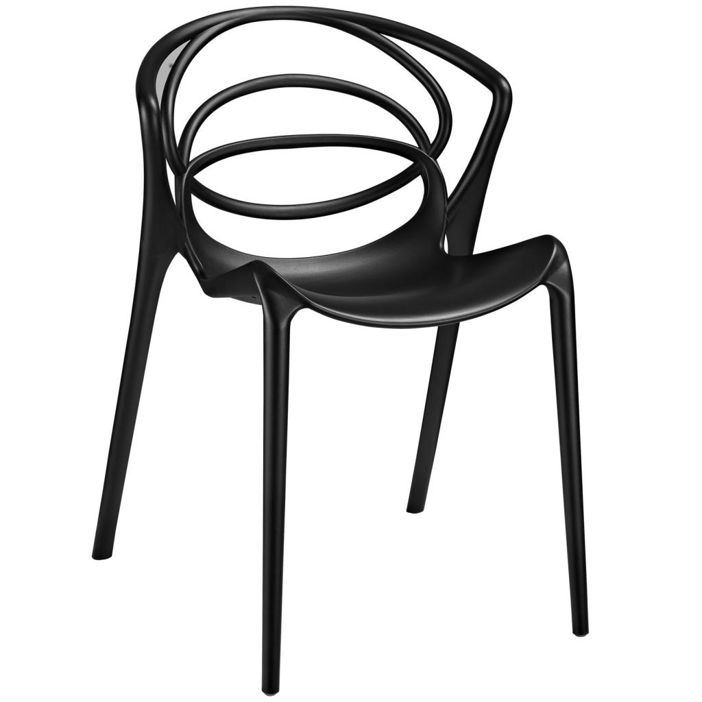 Ring Chair Black