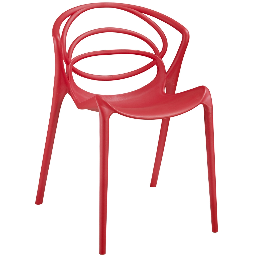 Ring Chair Red