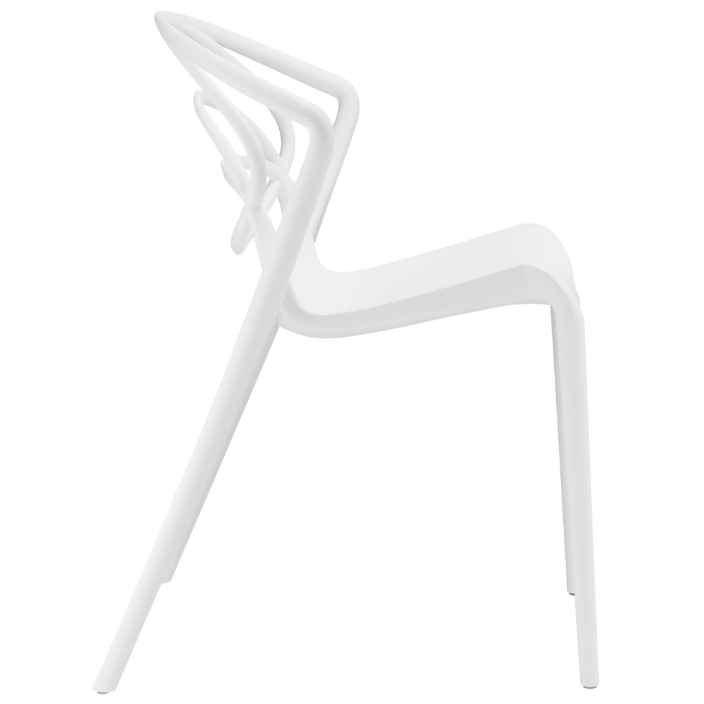 Ring Chair White 2