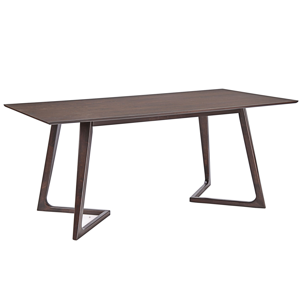 Sherwood Walnut Wood Dining Table1