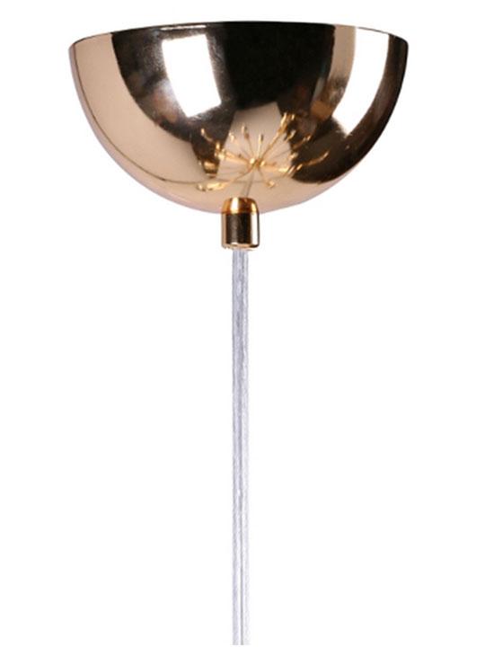 Sputnik Gold Chandelier