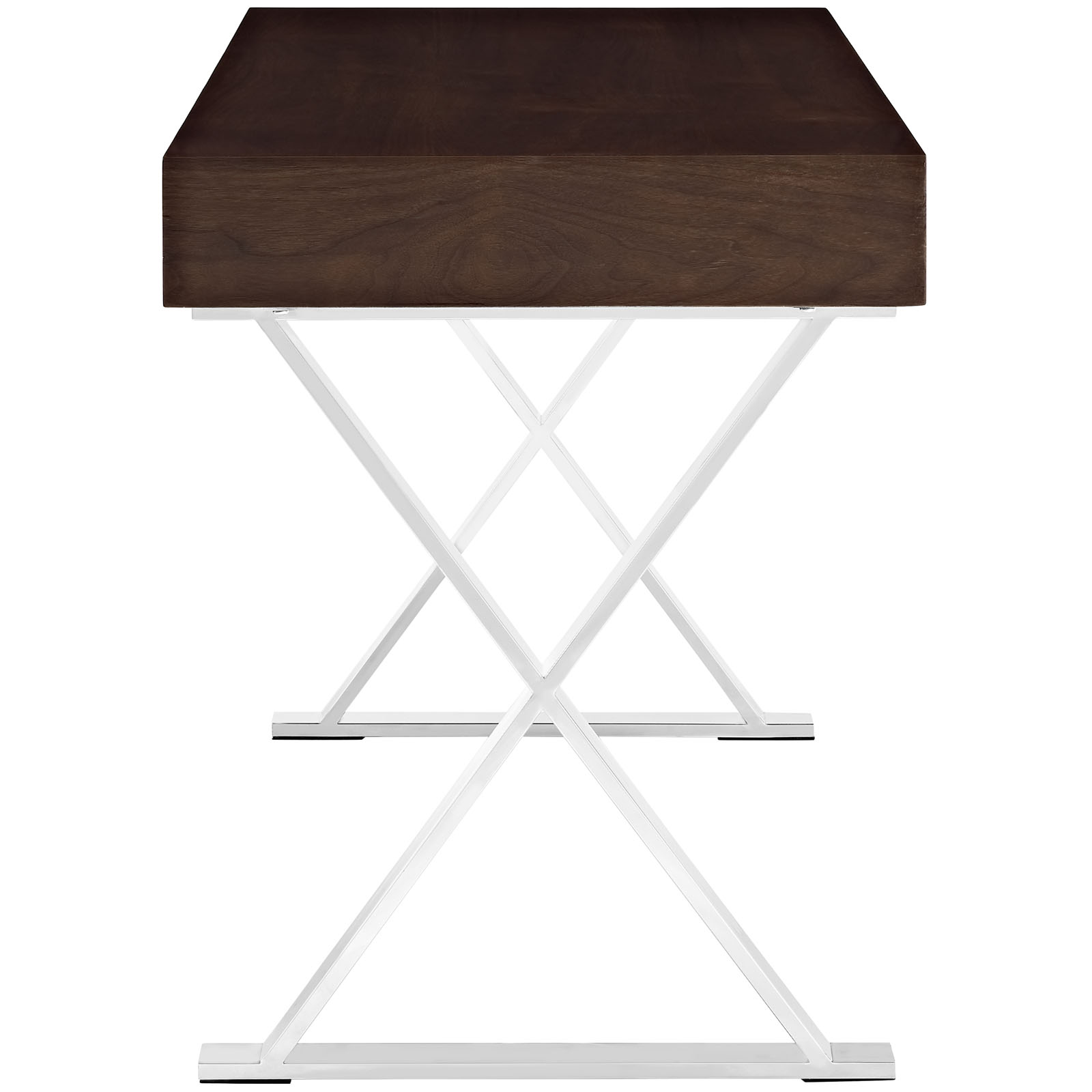 Walnut Glam Desk 2