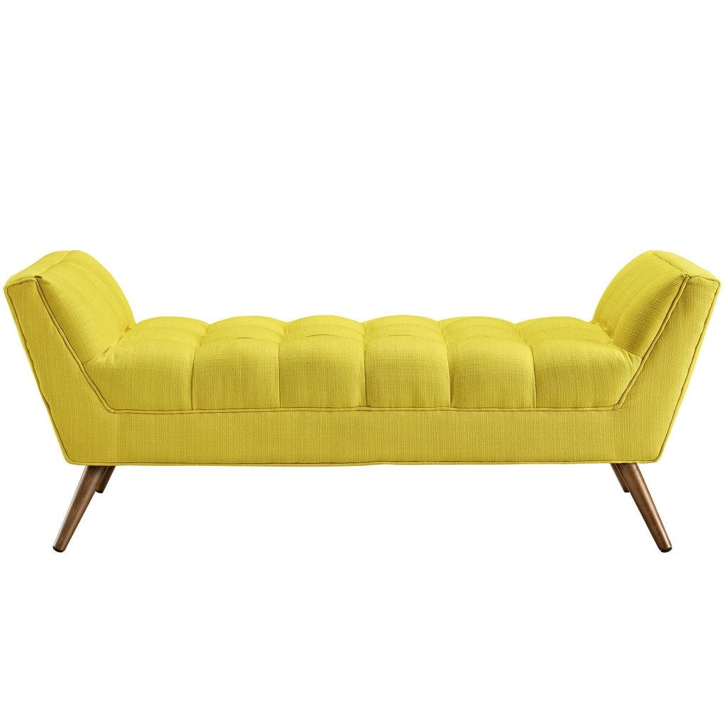 Yellow Hued Bench Medium 2