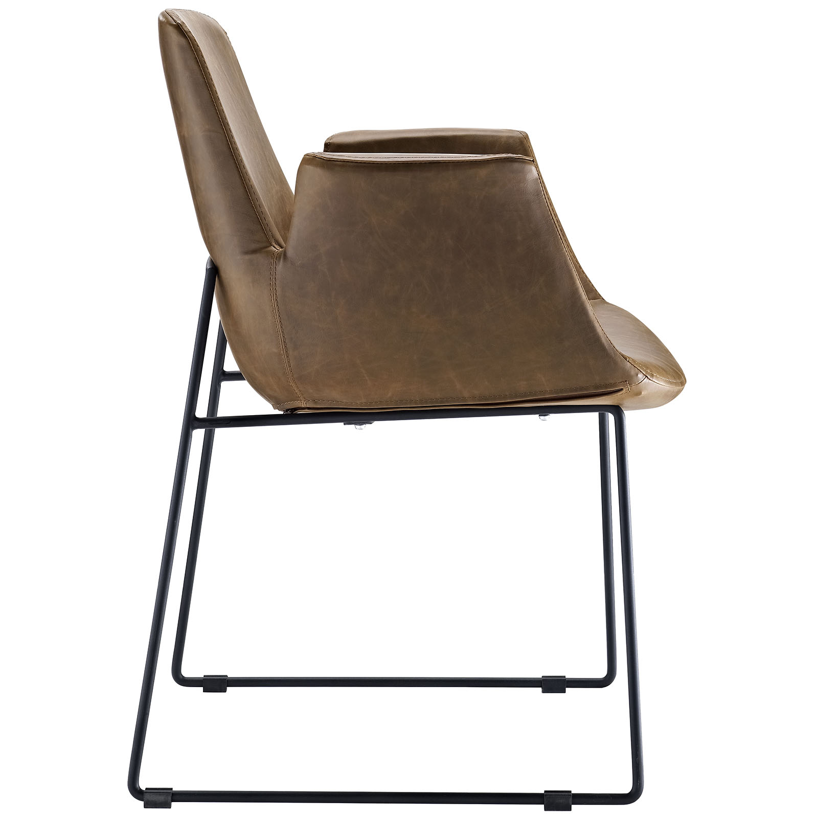 Brown Beacon Armchair 2