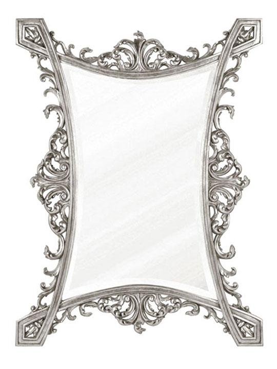 chic wall mirror