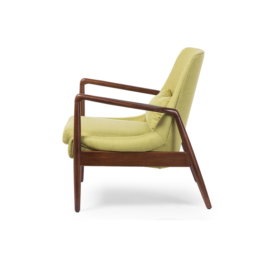 Conroy Green Accent Armchair 3