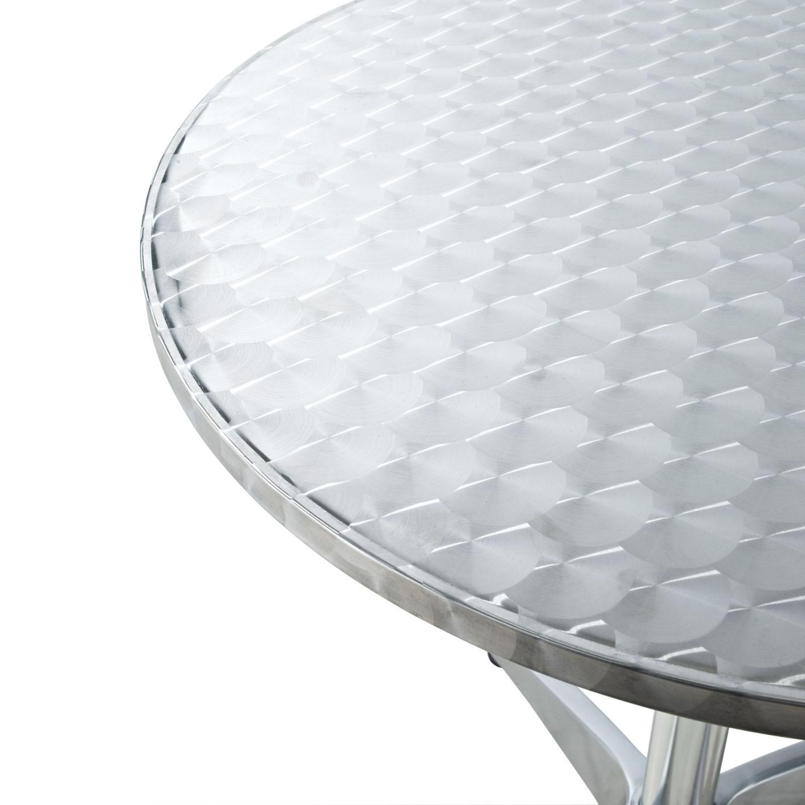 Metal Cafe Bar Table 1