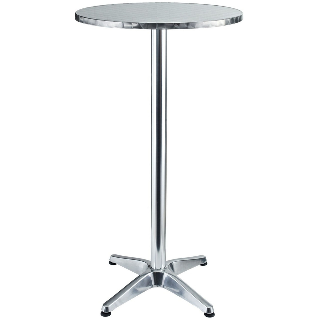 Metal Cafe Bar Table 2