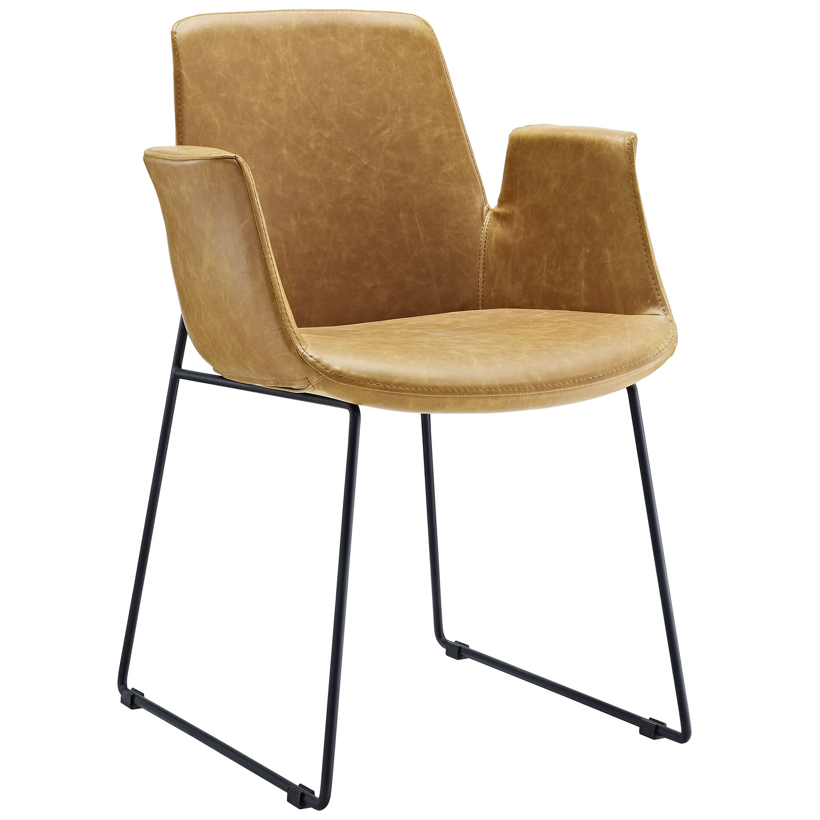 Tan Beacon Armchair