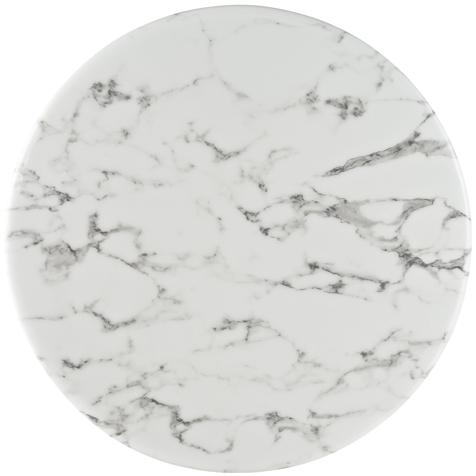 bar table white marble