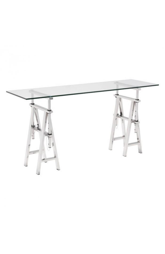 Artisian console table 3