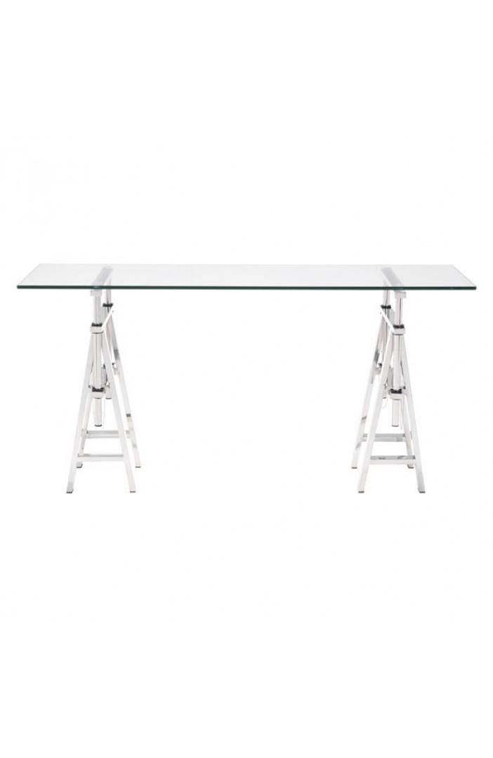 Artisian console table 4