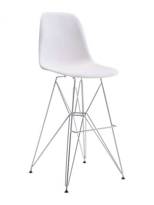 eames wire barstool