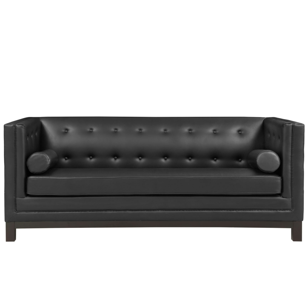 Empire Black Sofa