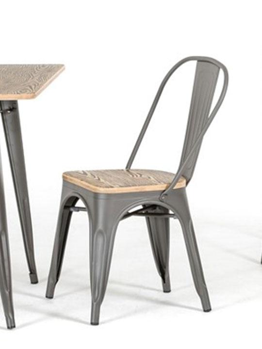 Tonic Wood grain chair 2