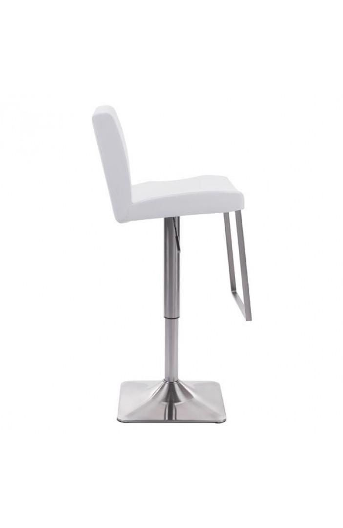 White Cocktail Barstool