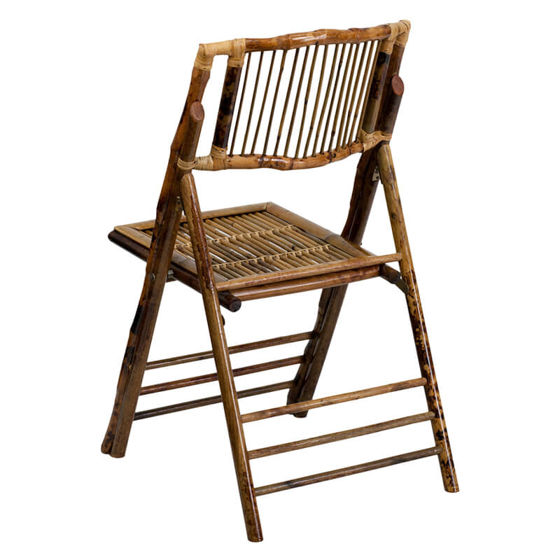 bamboo folding chair 3