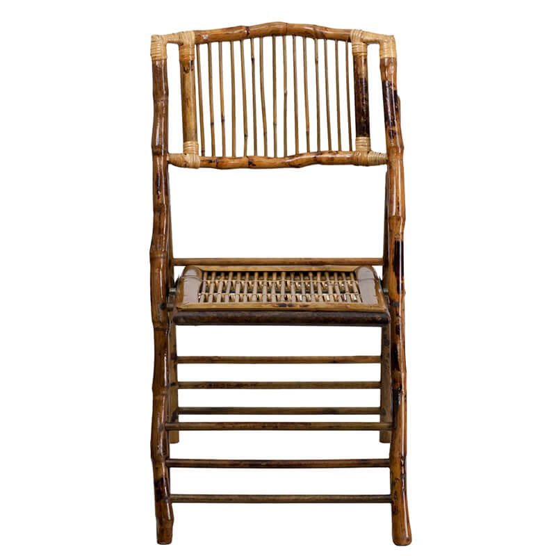 bamboo folding chair 4