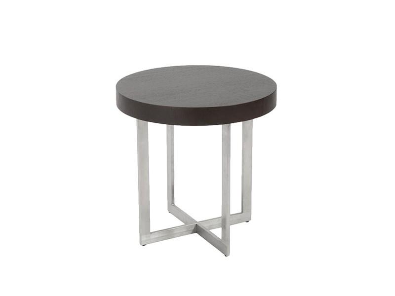 bisou side table wenge wood 2