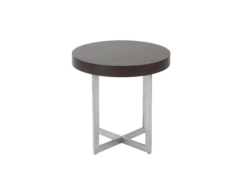 bisou side table wenge wood 3
