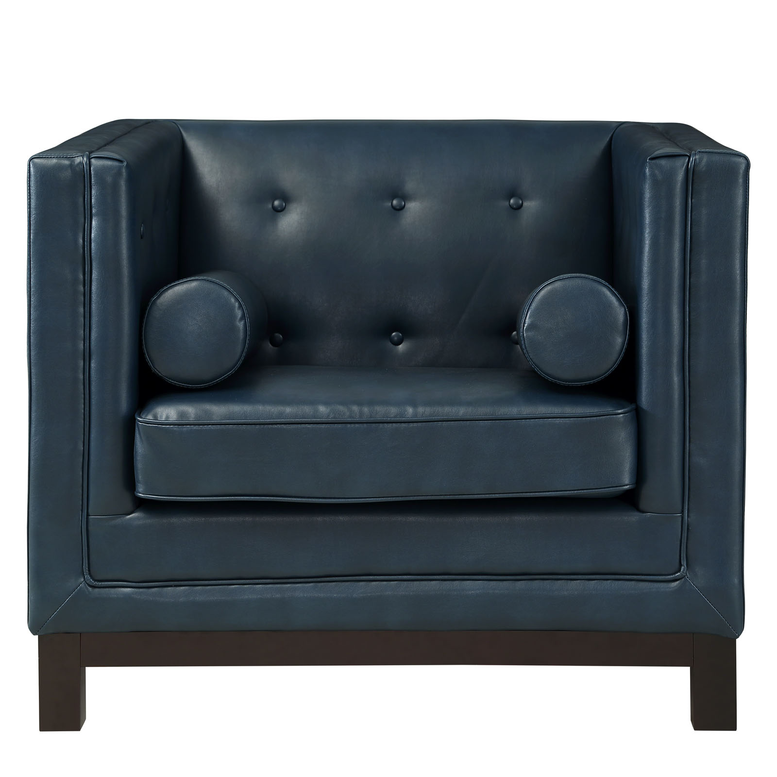 empire sofa armchair blue 4