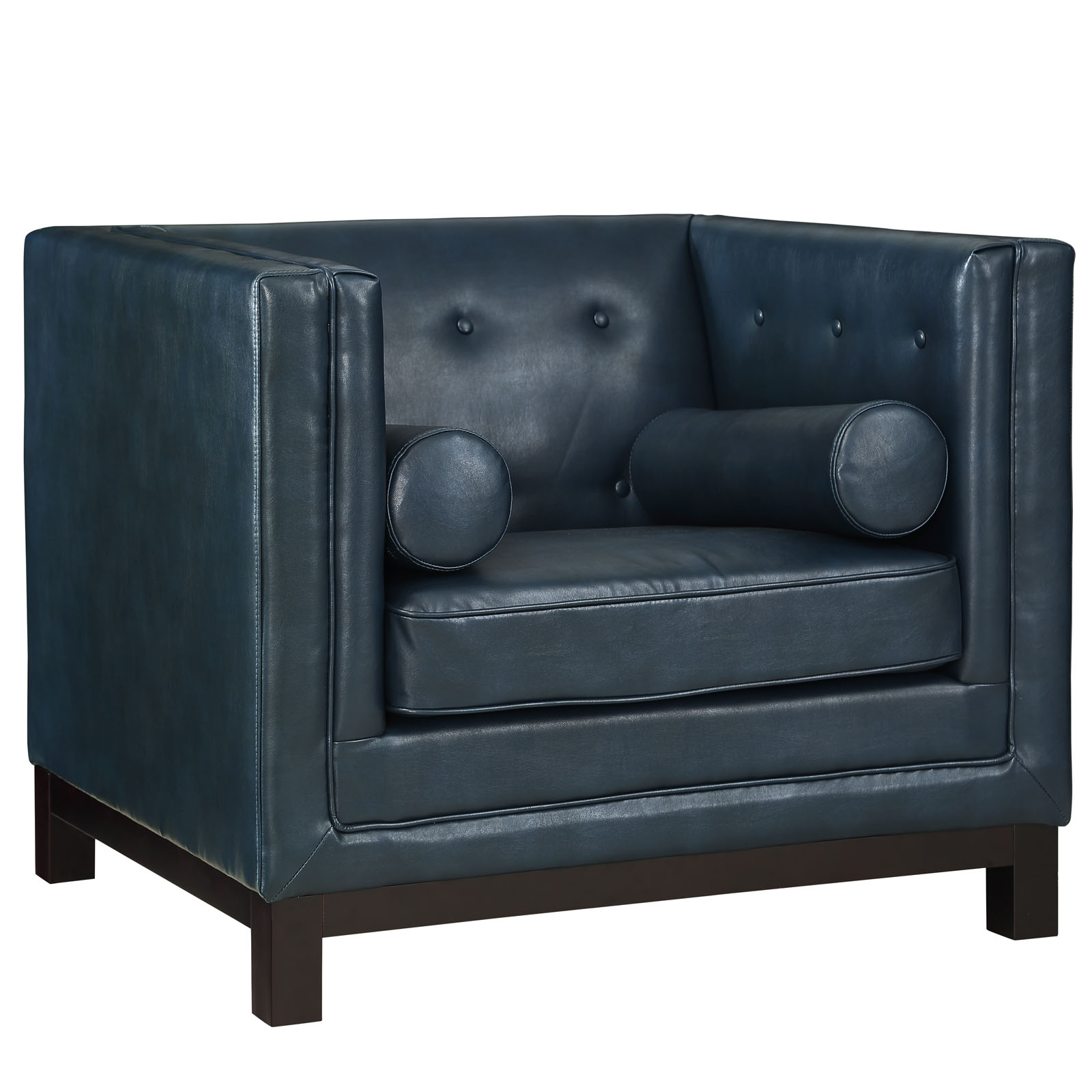 empire sofa armchair blue 5