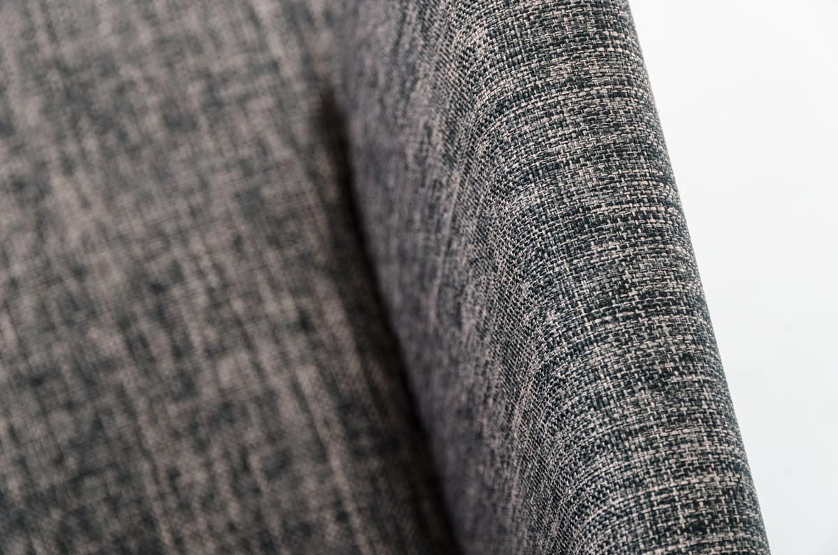 mill gray wool armchair 3