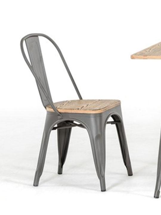 tonic Wood Grain Chair