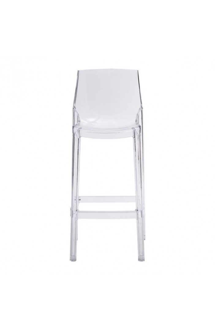 translucent clear barstool 3