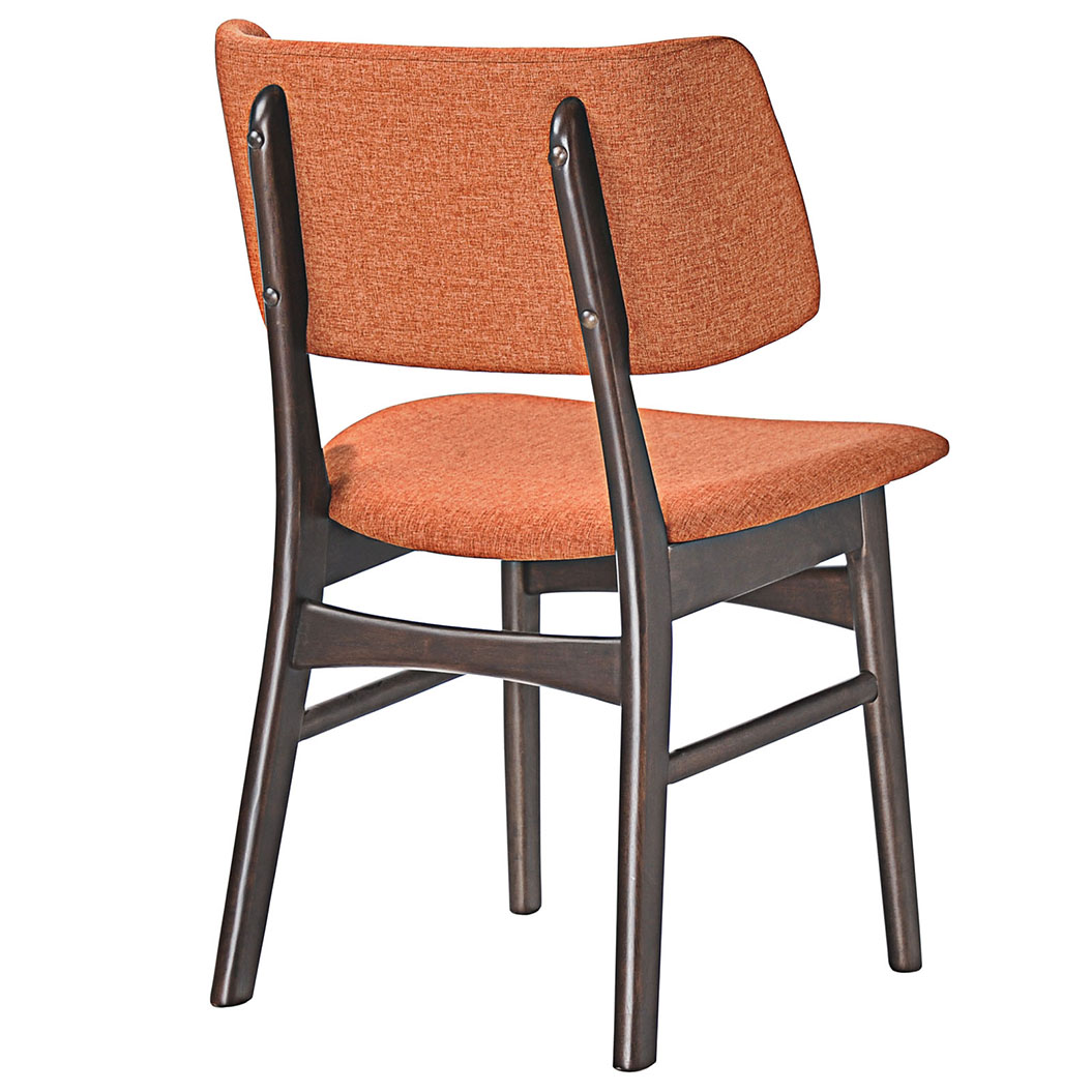 Incline Chair Orange 2