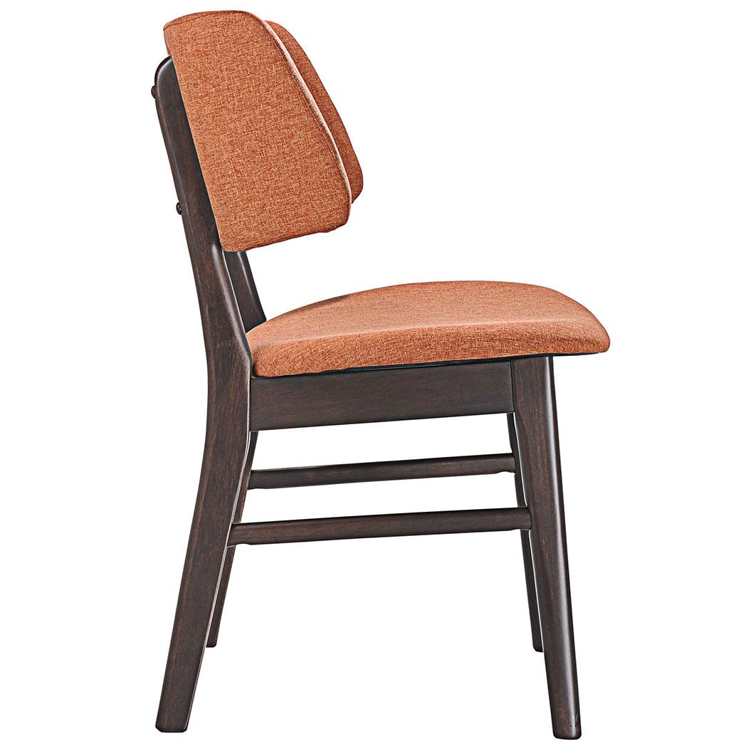 Incline Chair Orange 3