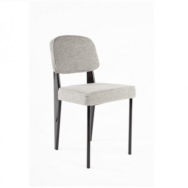 School House Chair Gray