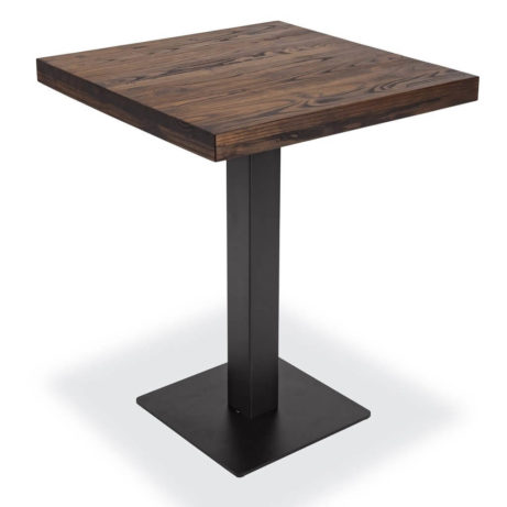 Wood Cafe Table 4 461x461
