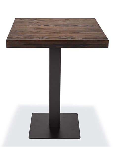 Wood Cafe Table 461x614