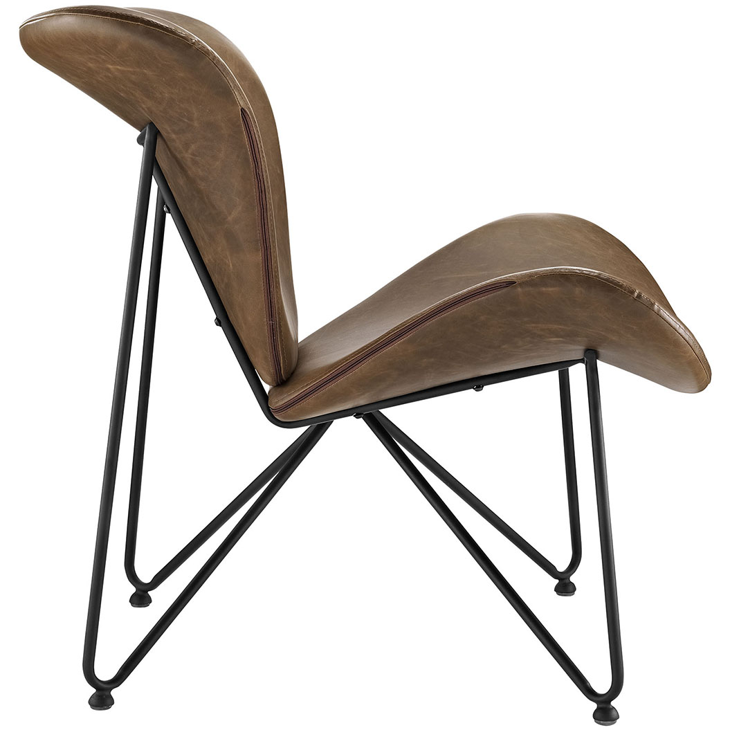 beacon brown lounge chair 2