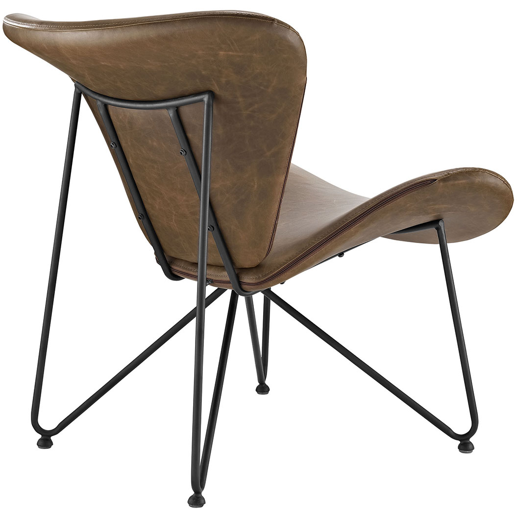 beacon brown lounge chair 3
