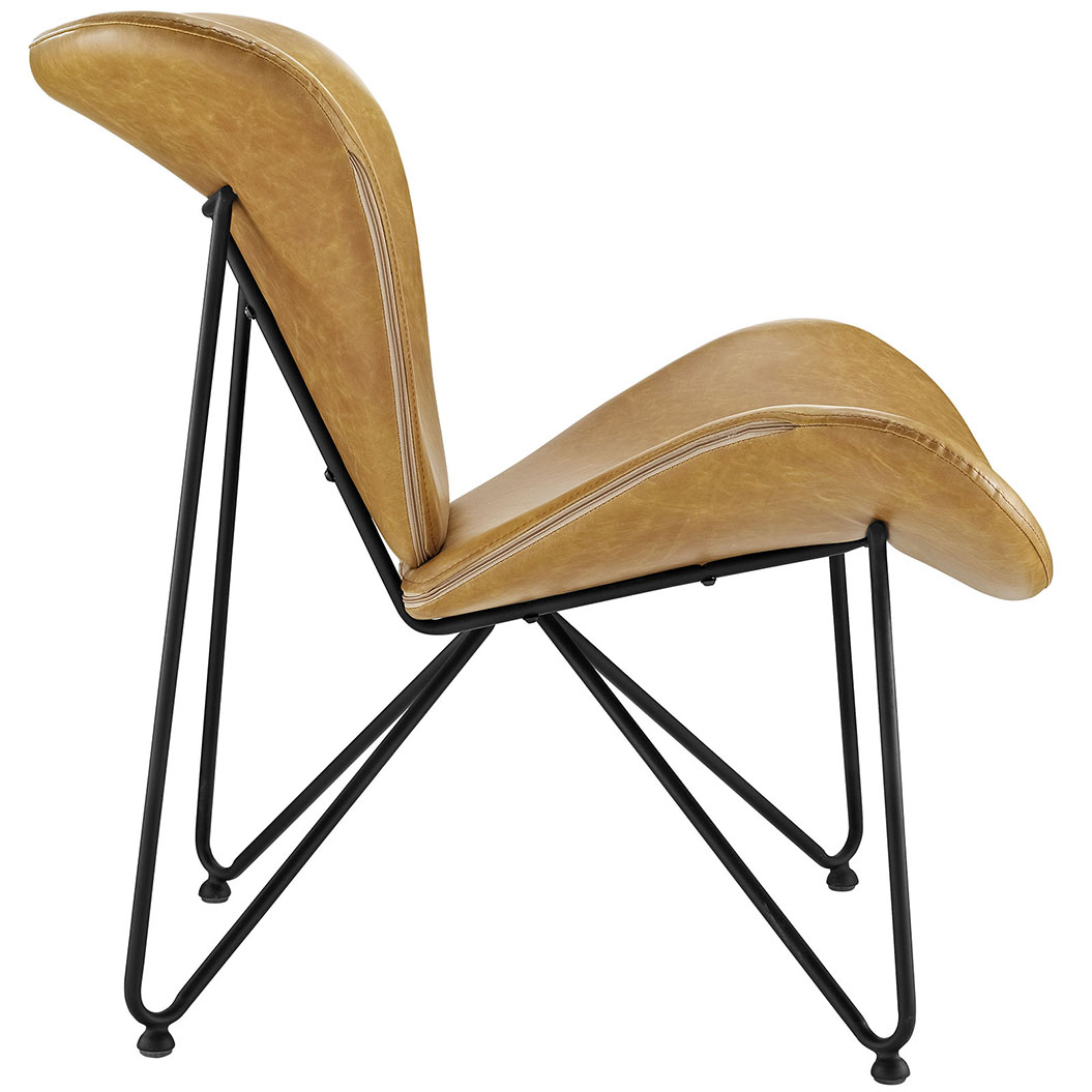 beacon tan lounge chair 2