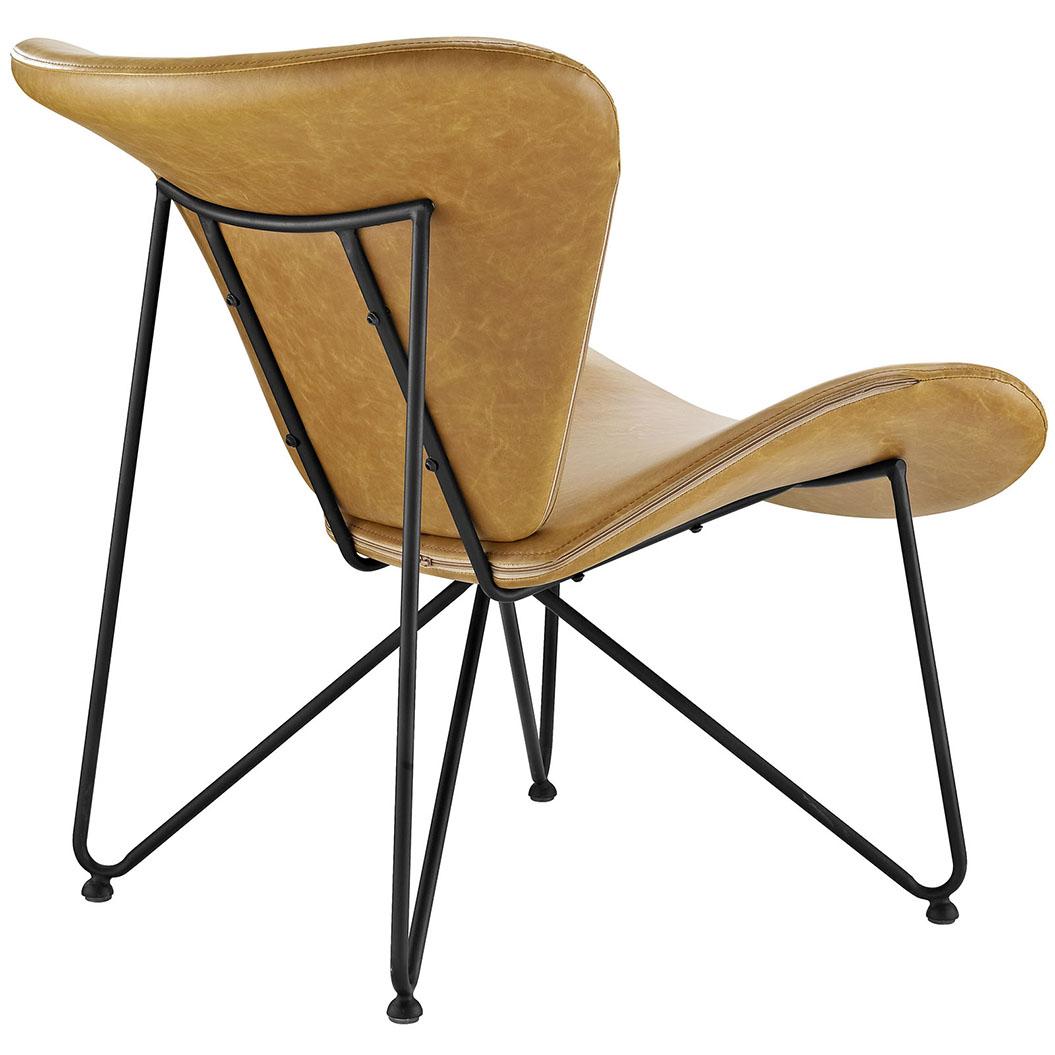 beacon tan lounge chair 3