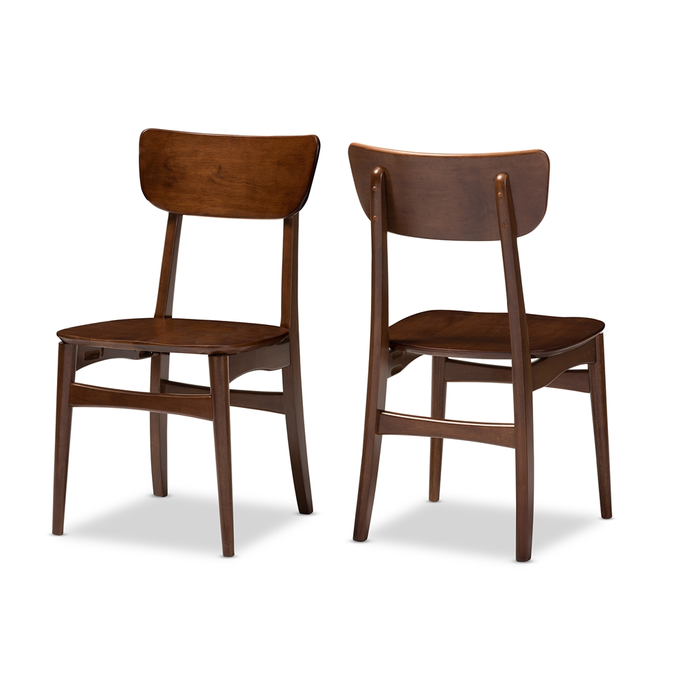 bentwood dining chair set 3