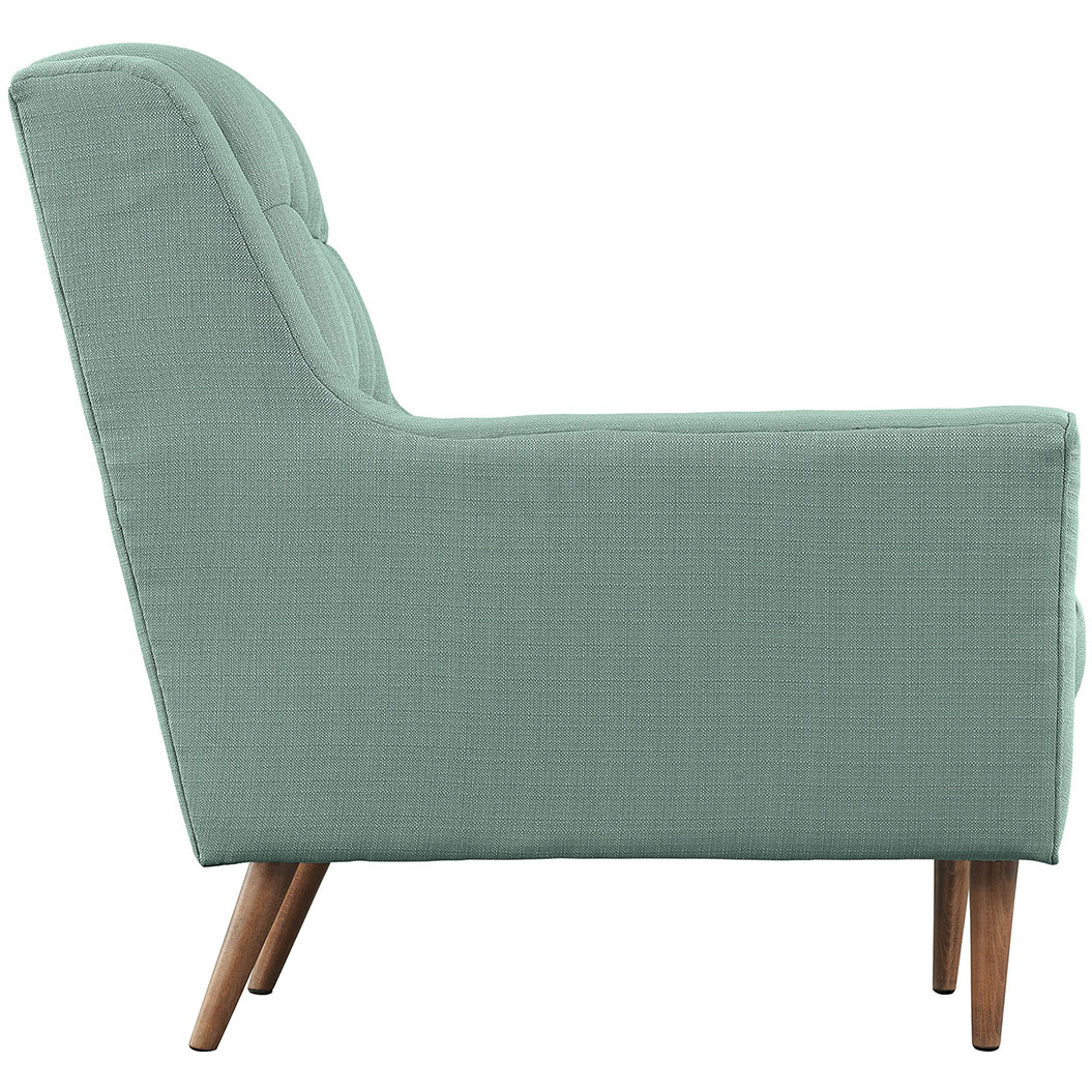 hued mint green armchair 2