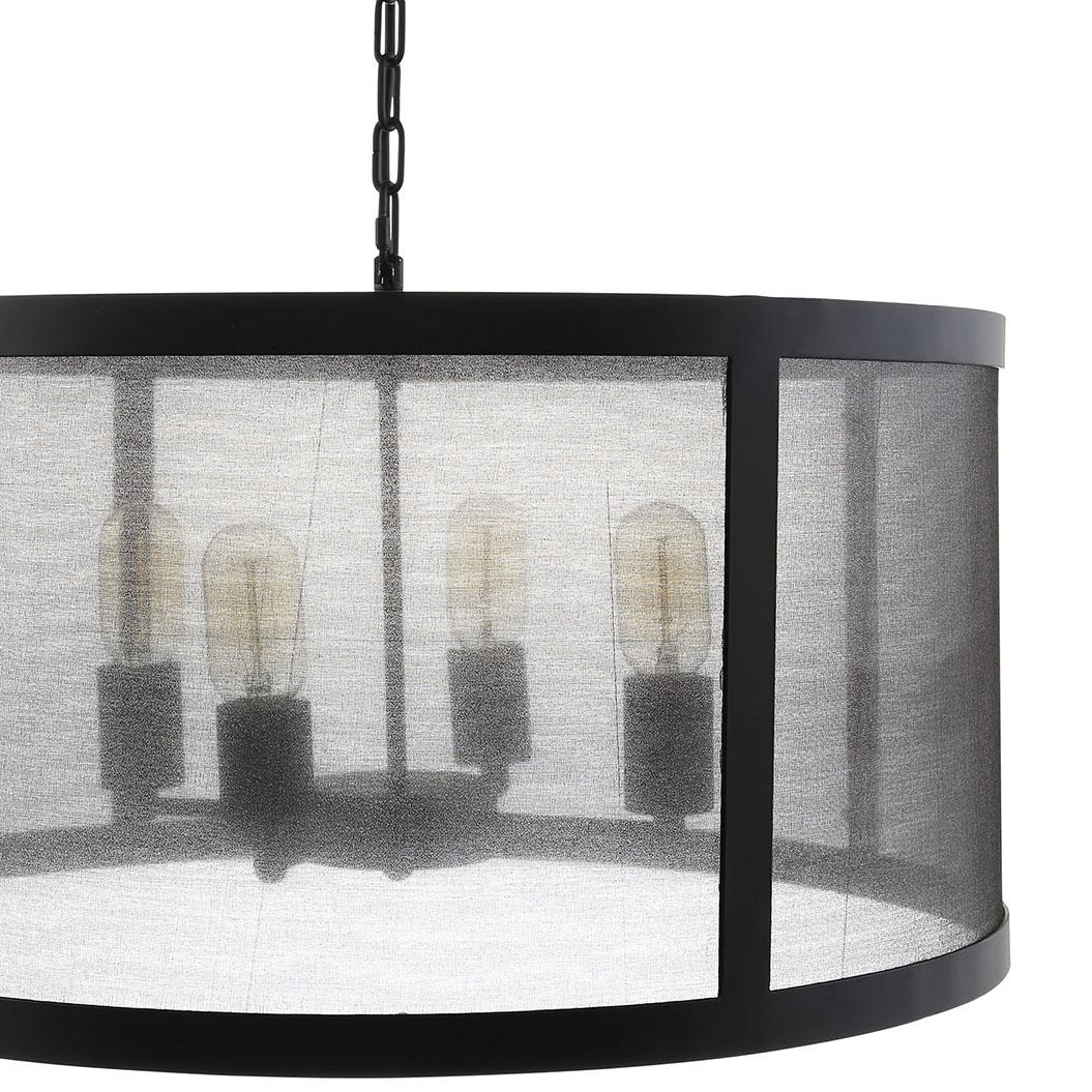 enclosed chandelier 3