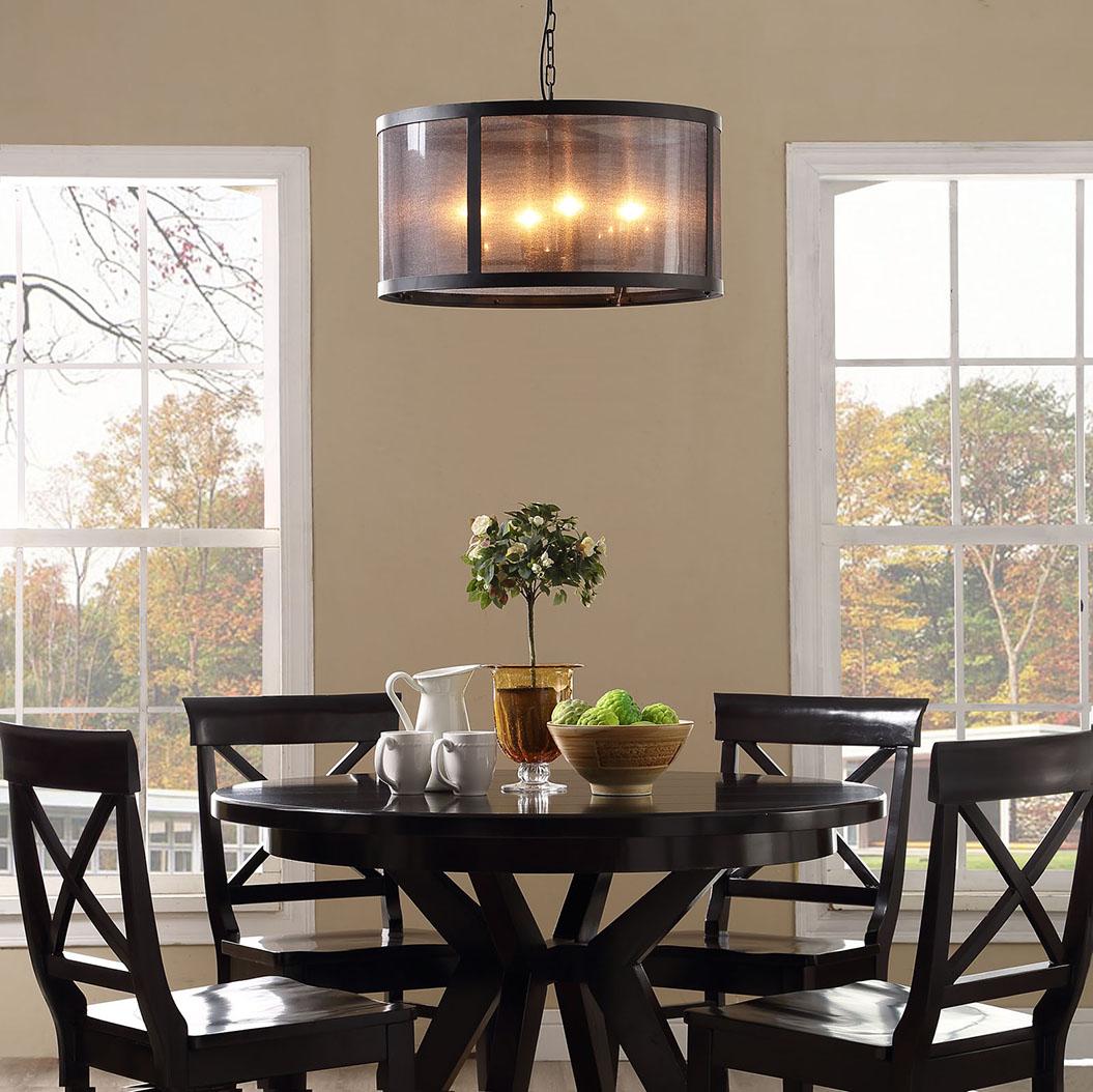 enclosed chandelier 4