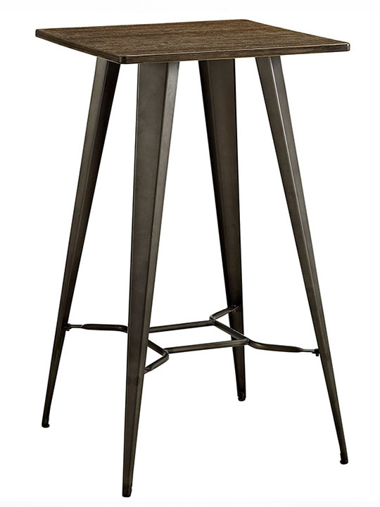Bento Wood Bar Table