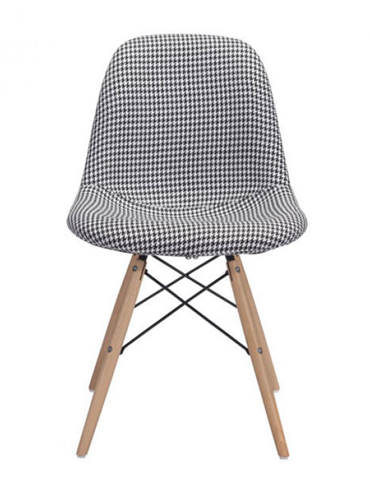eames fabric chair