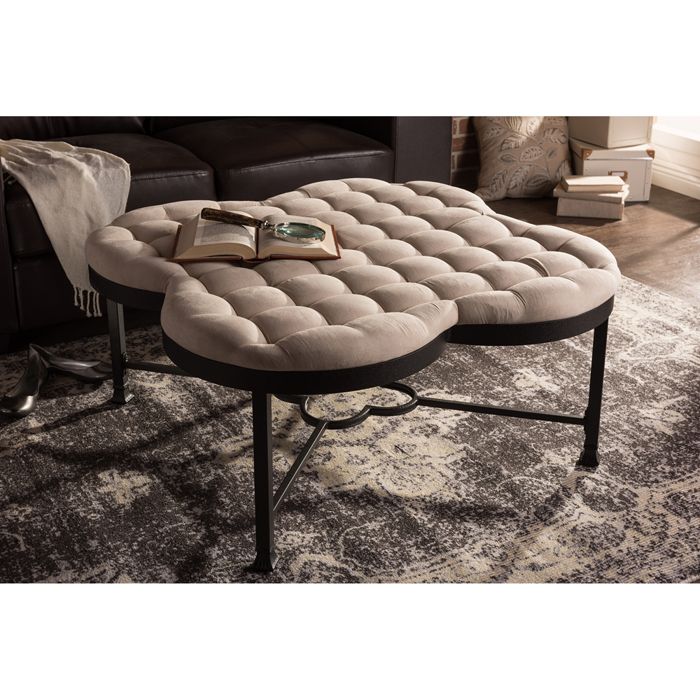 cloud plush large ottoman bench 4