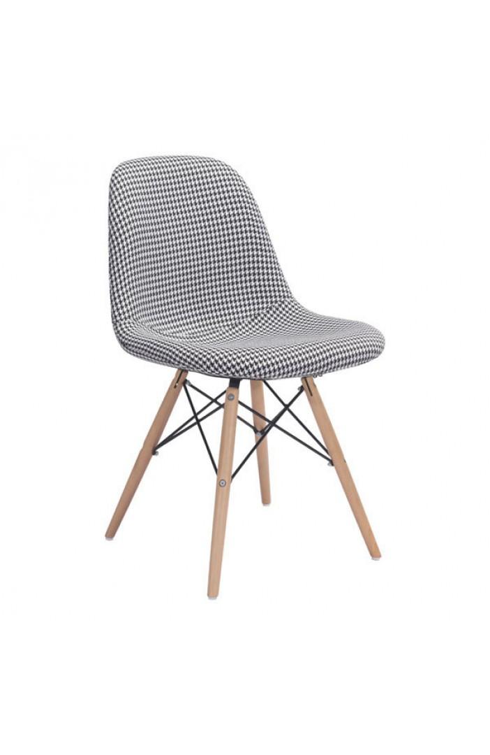 eames fabric chair