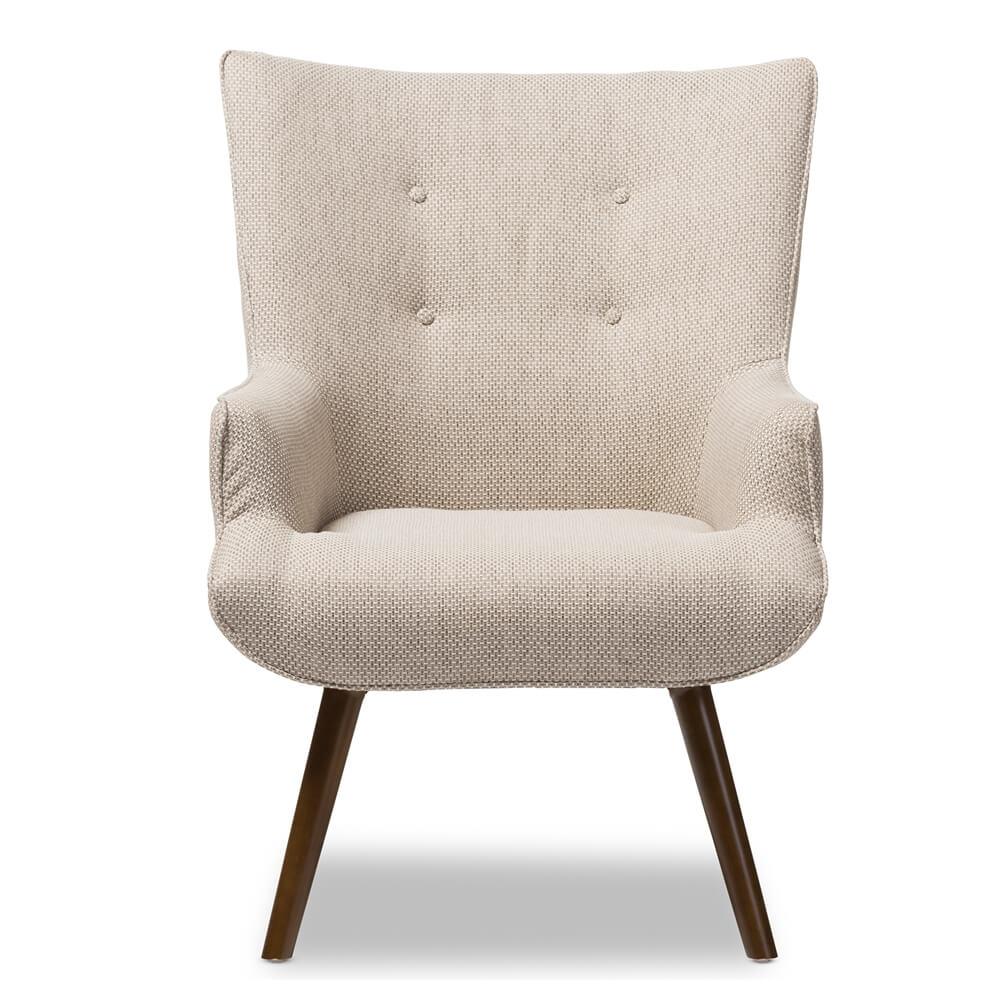 habitat armchair beige 2